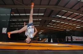 velocity trampoline park